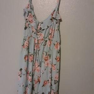 Torrid size 1 floral dress